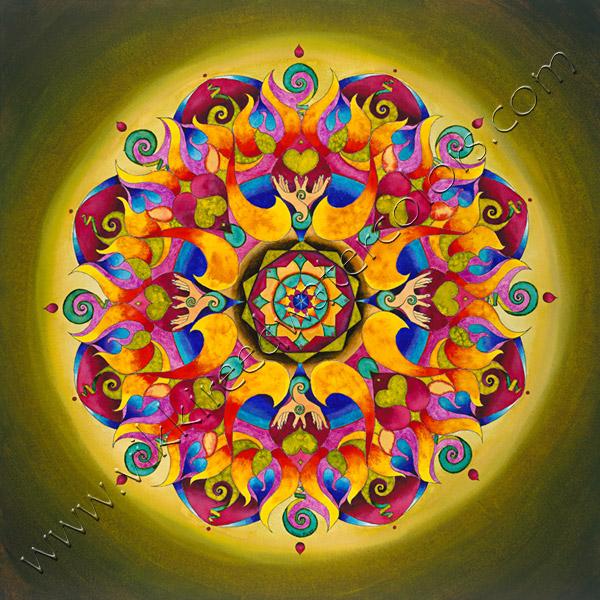 I Mandala Senso Antico Dellequilibrio Francesca Lafasciano